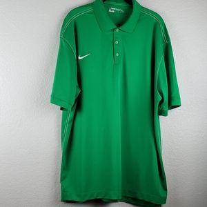 Nike | Men's DRI-FIT Short Sleeve Golf Polo XXL